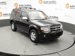 Used 2012 Ford Escape XLT 4X4 for sale in Red Deer, AB
