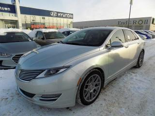 Used 2013 Lincoln MKZ NAV,LEATHER,AWD,SUNROOF for sale in Edmonton, AB