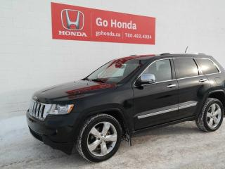 Used 2012 Jeep Grand Cherokee OVRLND for sale in Edmonton, AB