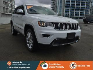 Used 2017 Jeep Grand Cherokee LIMI for sale in Richmond, BC