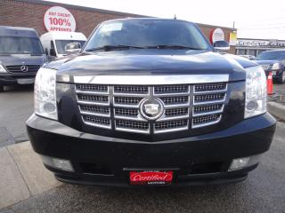 Used 2008 Cadillac Escalade ESV 7 PASSENGERS, 2 DVD, LUXURY EDITION for sale in North York, ON