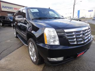 Used 2008 Cadillac Escalade ESV |CLEAN CARPROOF|7 PASSENGERS|LUXURY EDITION| for sale in North York, ON