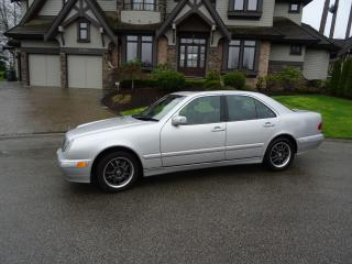 Used 2002 Mercedes-Benz E320 DOCUMENTATION  $ 195.00 for sale in Surrey, BC