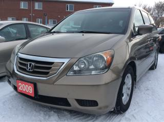 Used 2009 Honda Odyssey AUX Input/8 Passengers/Power Sliding Doors/Alloys for sale in Scarborough, ON