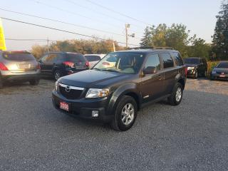 Used 2008 Mazda Tribute S AWD VERY LOW KMS for sale in Gormley, ON