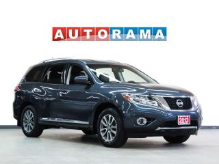 Used 2013 Nissan Pathfinder SL 4WD LEATHER 7 PASSENGER BACKUP CAMERA for sale in North York, ON