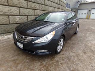Used 2013 Hyundai Sonata Limited w/Navi for sale in Fredericton, NB