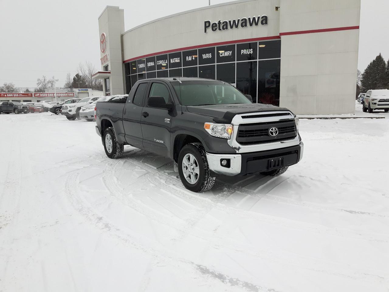 2015 Toyota Tundra SR5 PLUS PACKAGE