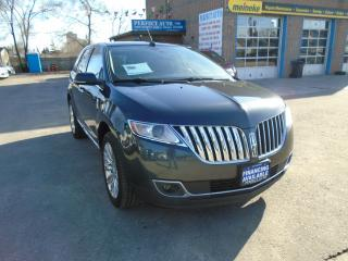 Used 2013 Lincoln MKX AWD NAVIGATION for sale in North York, ON