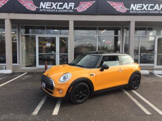 Used 2015 MINI Cooper COOPER 6 SPEED A/C LEATHER PANO/ROOF 86K for sale in North York, ON