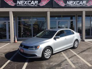 Used 2014 Volkswagen Jetta 2.0L TRENDLINE AUT0 A/C CRUISE H/SEATS 59K for sale in North York, ON