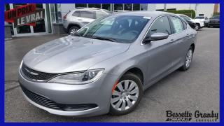 Used 2016 Chrysler 200 LX for sale in Granby, QC