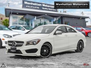Used 2015 Mercedes-Benz CLA250 CLA 250 4MATIC AMG SPORT PKG |NAV|CAMER|BSPOT for sale in Scarborough, ON