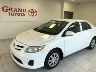 Used 2013 Toyota Corolla CE for sale in Grand Falls-windsor, NL