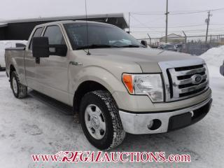 Used 2009 Ford F150  SUPERCAB 2WD for sale in Calgary, AB