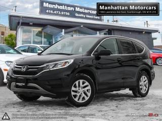 Used 2015 Honda CR-V SE AWD ECO |CAMERA|1OWNER|PHONE|BRAND NEW TIRES for sale in Scarborough, ON