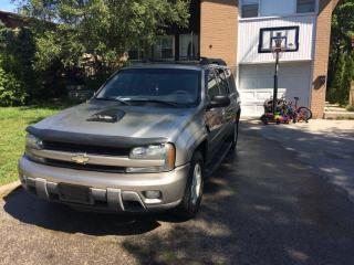 Used 2003 Chevrolet Blazer k for sale in Toronto, ON