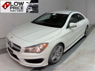 Used 2016 Mercedes-Benz CLA-Class Navi*Camera*BlindSpot*AMGPkg&Warranty* for sale in York, ON