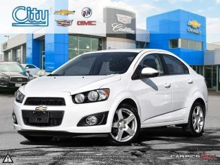 Used 2015 Chevrolet Sonic (4) LT - 6AT for sale in North York, ON