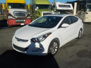 Used 2016 Hyundai Elantra Sport Automatic for sale in Burnaby, BC