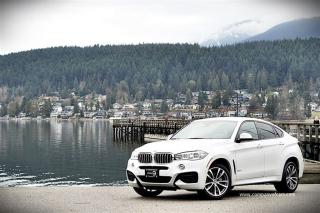 Used 2015 BMW X6 5.0i xDrive M-Sport for sale in Burnaby, BC