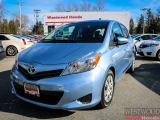 Used 2014 Toyota Yaris LE for sale in Port Moody, BC