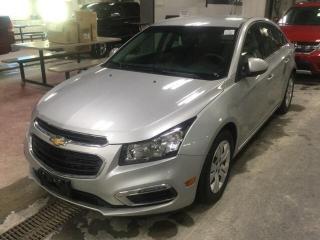 Used 2015 Chevrolet Cruze 1LT *Low Price! for sale in Winnipeg, MB