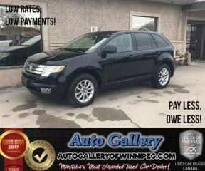 Used 2009 Ford Edge SEL *AWD for sale in Winnipeg, MB