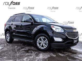 Used 2017 Chevrolet Equinox LT Fwd True North Edt. Nav Roof for sale in Thornhill, ON