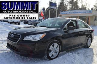Used 2015 Subaru Legacy 2.5I for sale in Richmond Hill, ON