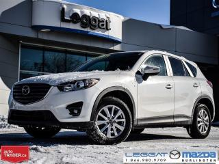 Used 2016 Mazda CX-5 GS AWD LUXURY PKG for sale in Burlington, ON