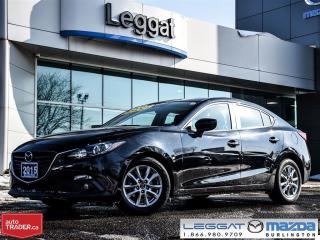 Used 2015 Mazda MAZDA3 GS SUN ROOF for sale in Burlington, ON