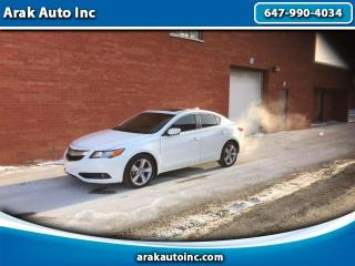 Used 2013 Acura ILX 5-Spd AT w/ Premium Package for sale in Mississauga, ON