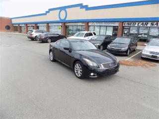 Used 2011 Infiniti G37 Coupe Sport for sale in Mississauga, ON