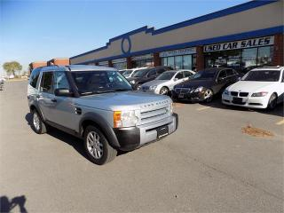 Used 2007 Land Rover LR3 SE for sale in Mississauga, ON