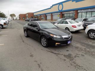 Used 2013 Acura TL for sale in Mississauga, ON