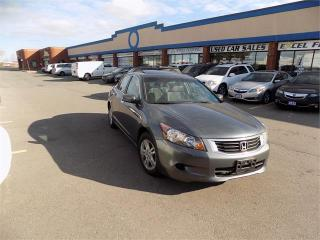 Used 2009 Honda Accord Sedan EX for sale in Mississauga, ON