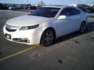 Used 2012 Acura TL w/Tech Pkg for sale in Mississauga, ON