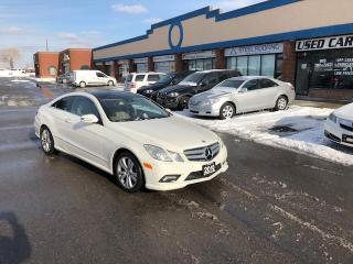 Used 2010 Mercedes-Benz E-Class E 350 for sale in Mississauga, ON