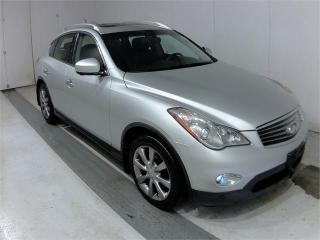 Used 2010 Infiniti EX35 for sale in Mississauga, ON
