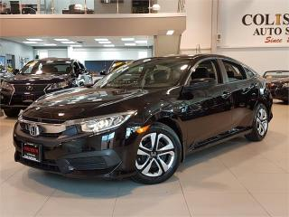 Used 2017 Honda Civic Sedan LX-AUTO-BLUETOOTH-CAMERA-ONLY 42KM for sale in York, ON