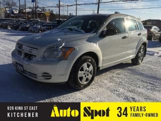 Used 2009 Dodge Caliber SE/NICE CAR !/PRICED FOR A QUICK SALE! for sale in Kitchener, ON