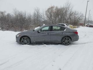 Used 2015 Infiniti Q50 LIMITED AWD for sale in Cayuga, ON