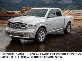 New 2018 Dodge Ram 1500 NEW CAR Longhorn 4x4|Diesel|Crew|ConviPkg|RamBox|Nav|Leather|PkAsst.|20