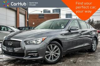 Used 2014 Infiniti Q50 Premium for sale in Thornhill, ON