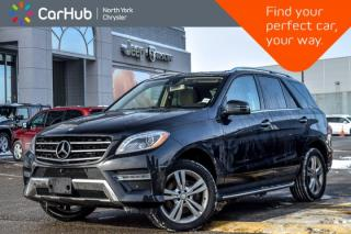 Used 2015 Mercedes-Benz ML-Class ML 350 BlueTEC for sale in Thornhill, ON