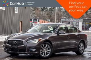 Used 2014 Infiniti Q50 Sport for sale in Thornhill, ON