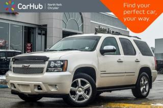Used 2013 Chevrolet Tahoe LTZ 4x4|Sun,Entertainment&Destinations  Pkg|BOSE|20