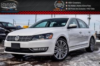 Used 2015 Volkswagen Passat Comfortline|Diesel|Sunroof|Backup Cam|Bluetooth|Heated Front Seats|17