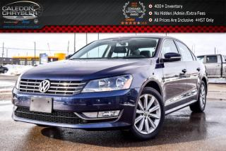 Used 2015 Volkswagen Passat Comfortline|Diesel|Sunroof|Bluetooth|Heated Front Seats|17